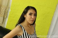 Latina Throats Nikki Shay