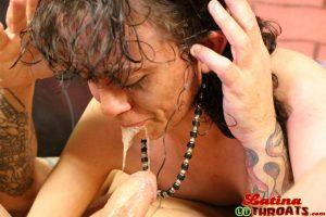 Latina Throats Onyx Rose